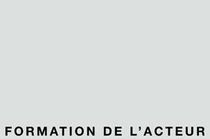 école théâtre paris